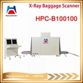X-ray airport machine luggage scanner