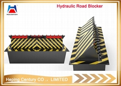 Factory direct supply of hydraulic automatic parking road blockers