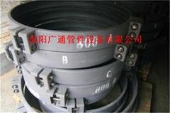 厂家供应卡箍式柔性管接头