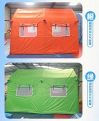 戶外旅遊住人便攜速開輕巧小帳篷