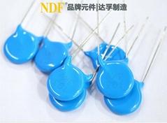 供应陶瓷安规电容Y1-102K-400V-Y5P