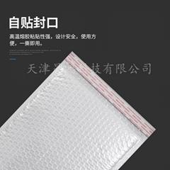 天津彩色服装物流书籍图书共挤膜气泡信封袋
