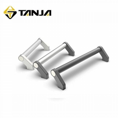 TANJA L16亚光饰面管式手柄检测仪器把手 医疗器械拉手 机械把手