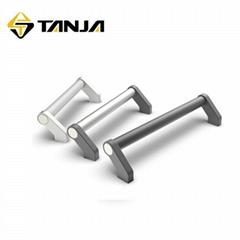TANJA L16亞光飾面管式手柄檢測儀器把手 醫療器械拉手 機械把手