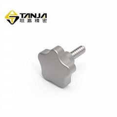 TANJA T55不锈钢食品设备五星把手