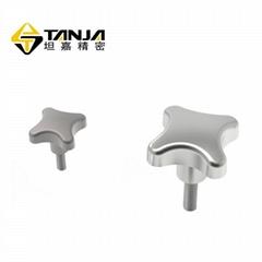 TANJA T57不锈钢星形旋钮