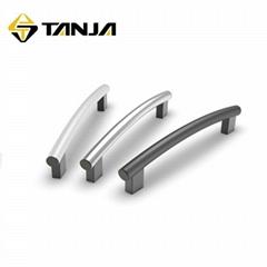 TANJA L21弧形管式手柄機床把手