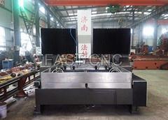 CNC Double-Worktable Drilling Machine For Plates Model PZ1610/PZ2016