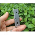 130 High DB Outdoor Survival Whistle For Explore Trekking Camping Climbing 4