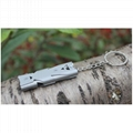 130 High DB Outdoor Survival Whistle For Explore Trekking Camping Climbing 5