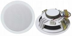 5 Inch PA Full Range Ceiling Speaker 6W