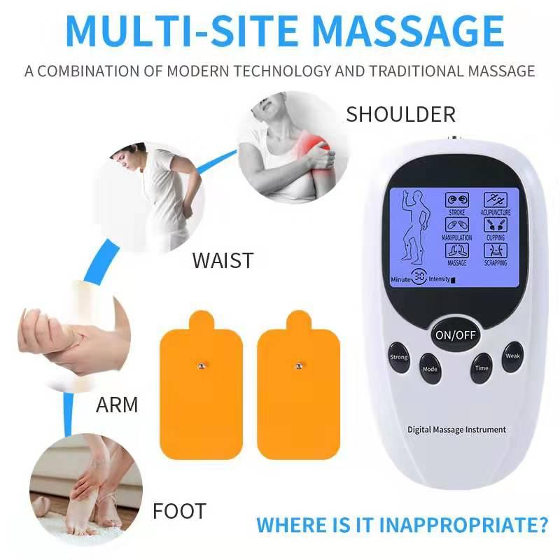 多功能按摩器理療儀數碼理療儀禮品按摩器 5