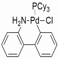 Homogeneous Catalysts 1353658-81-7 Organic Synthesis PCy3-Pd-G2 cross-coupling