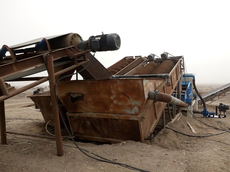 Spiral Sand Washing Machine (LXS Series) 1