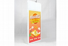 43 inch hanging dual screen advertising machine  high quality Digital Signage