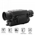 Wildlife Infrared Spotting Outdoor Hunting Night Vision Binocular Monocular