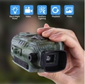 Safety Guarder Hunting Sight Multi-Functions Monocular Night Vision Scopes