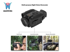 5X Zoom On Sale Dark Night Camera Night Spotting Night Vision Scope