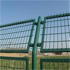 AD16框架型成都鐵絲網圍欄
