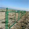 浸塑鐵絲網圍欄A成都框架圍欄現貨 3