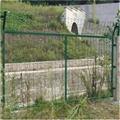 浸塑鐵絲網圍欄A成都框架圍欄現貨 5
