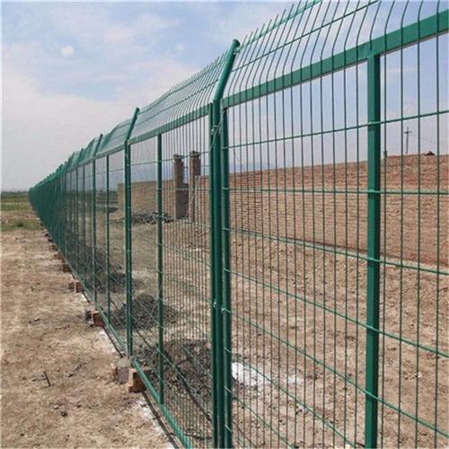 宁波铁路护栏网浸塑钢丝网围栏 1