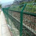 宁波铁路护栏网浸塑钢丝网围栏 2