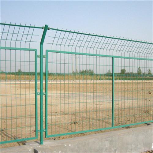 宁波铁路护栏网浸塑钢丝网围栏 5