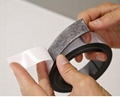 Strong Flexible rubber magnet with 3m self-adhesive magnet sheet  4