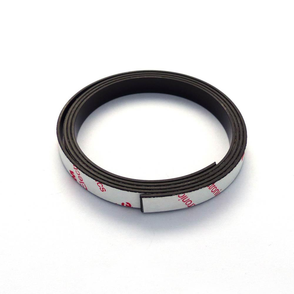 Anisotropic magnetic strip with 3M adhesive 3