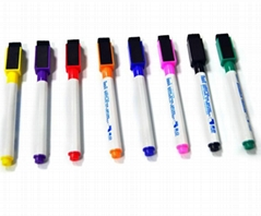 Whiteboard Writing Medium and Colored ink dry erase white board marker