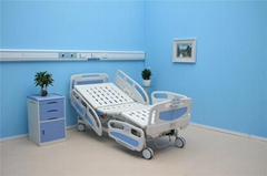 electric icu bed hospital