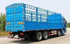 德州物流配貨6.8米高欄