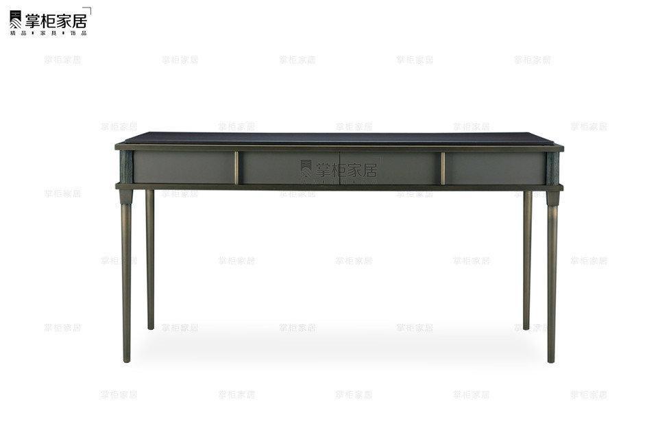 掌柜家居现代欧式小奢华多功能卧室梳妆台电书桌 1