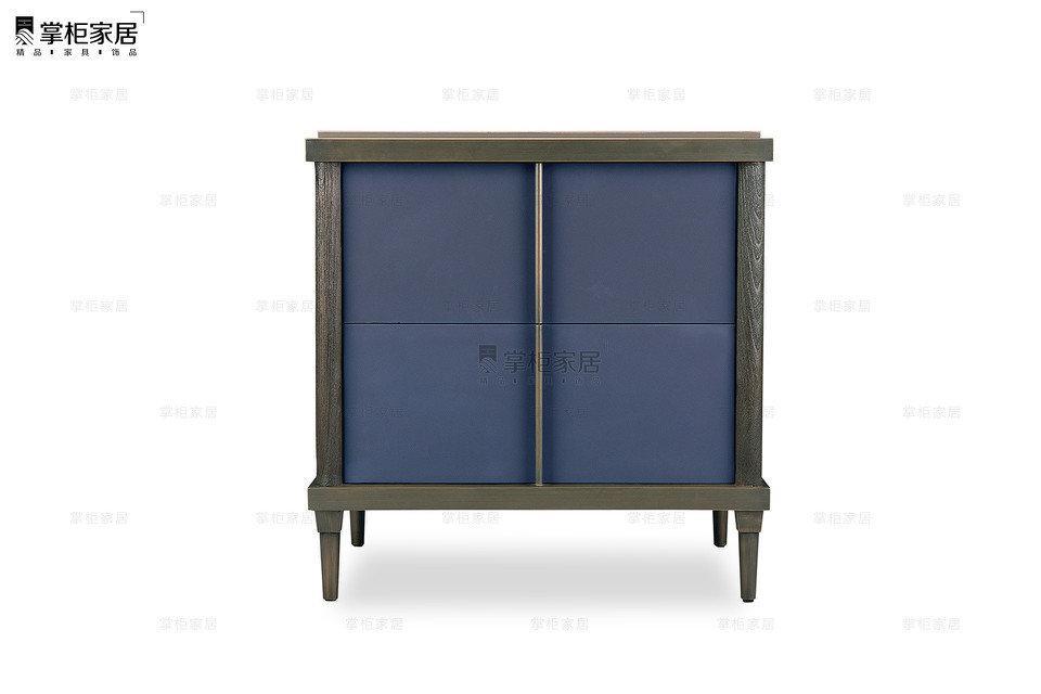 掌柜家居现代欧式小奢华多功能卧室梳妆台电书桌 2