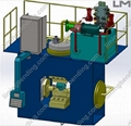 159 Hydraulic Tee Machine