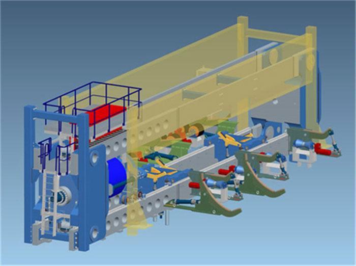 Hydrostatic Testing Machine 1