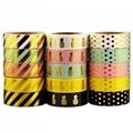 High Quality Custom Gold Foil Washi Tape
