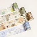 Colorful Custom Printed Diy Washi Tape