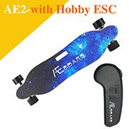 AEboard-AF(10 Seconds to Change The Battery) Motorized Skateboard Electric Longb
