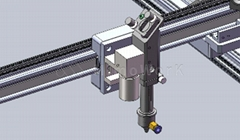 Camera Registration Laser Cutting Machine  MIMO - CCD 160