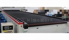 X-Long Table Laser Cutting Machine  sportswear perforation machine MIMO –Infinit