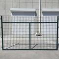 高速铁路防护栅栏 栅栏网片
