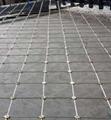 边坡防护网 钢丝绳网