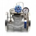200X-16P不锈钢供水减压