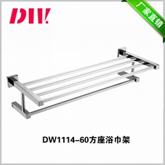 SUS 304 Stainless Steel Towel Holder for Bathroom Accessory