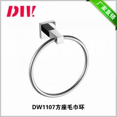 stainless steel towel frame towel ring
