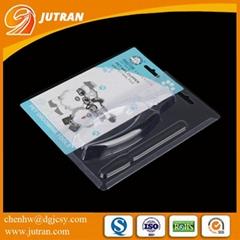Hot Transparent Plastic PET PVC Cardboard Blister Packaging