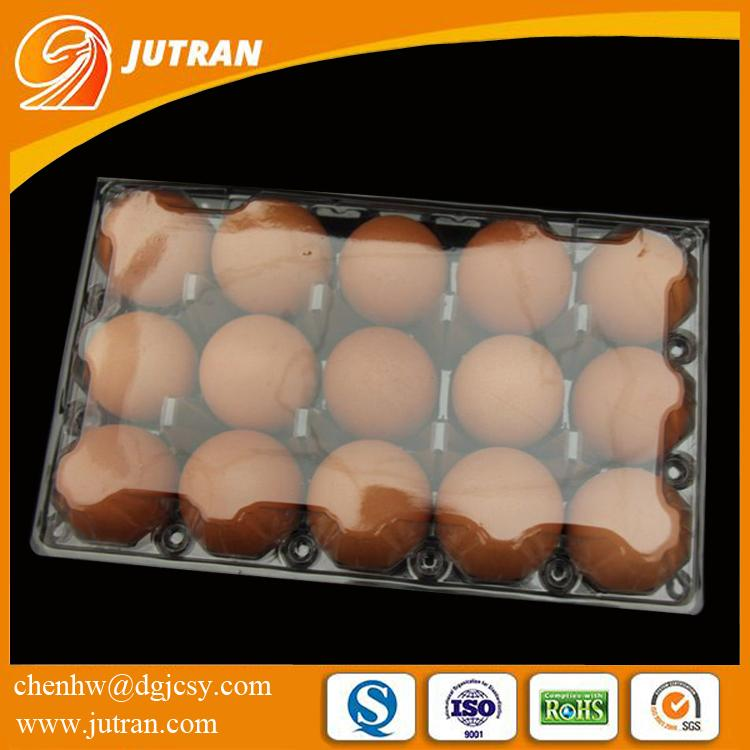 Customized wholesale refrigerator crisper egg packaging container clamshell box  1