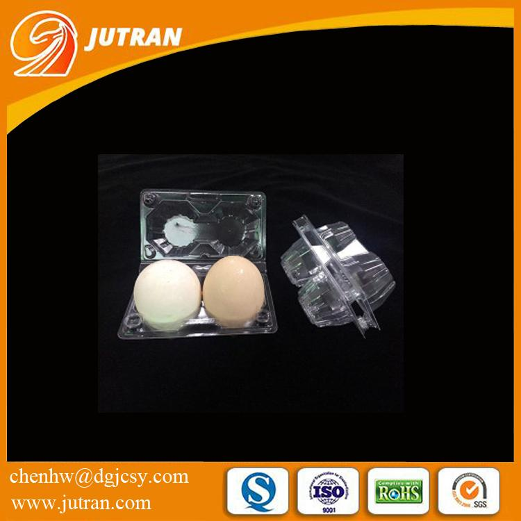 Customized wholesale refrigerator crisper egg packaging container clamshell box  2